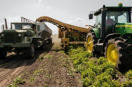 Matériel indispensable pour une exploitation agricole